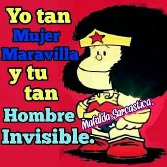Bien dicho Más  Bien dicho Mafalda