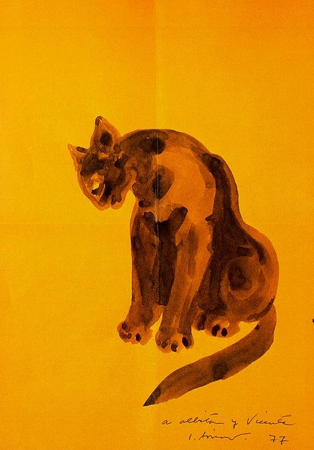 Soriano, Juan (1920-2006) - 1977 Cat