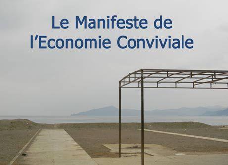 The manifesto of Convivial Economy