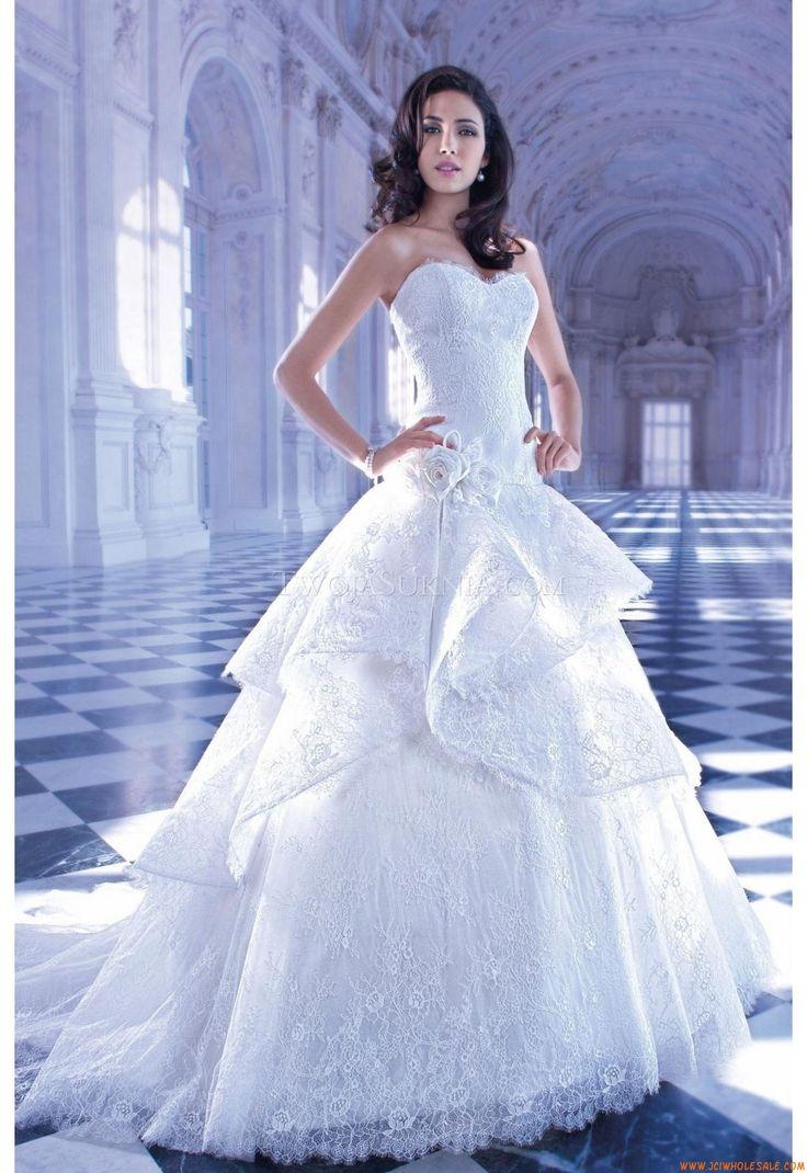 Robe de mariée Demetrios Gr245 Sensualle