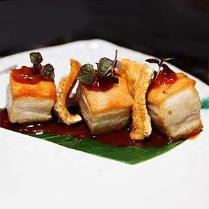 To enjoy decadent dining in Fortitude Valley, take to Zuri Bar and Dining