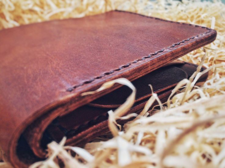 Кошельки Проса кожаные бумажники изделия из кожи