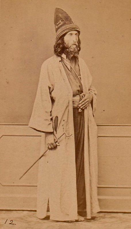 Sufi Dervish 1880