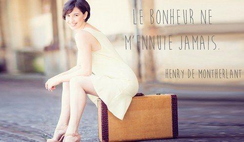 Citation bonheur de Henry De Montherlant