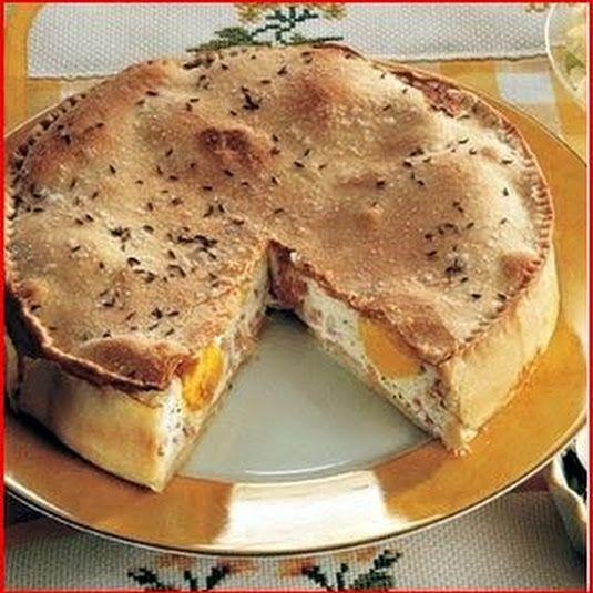 easter tart: torta di pasqua