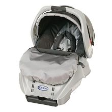 Graco SnugRide Classic Connect Infant Car Seat - Metropolitan