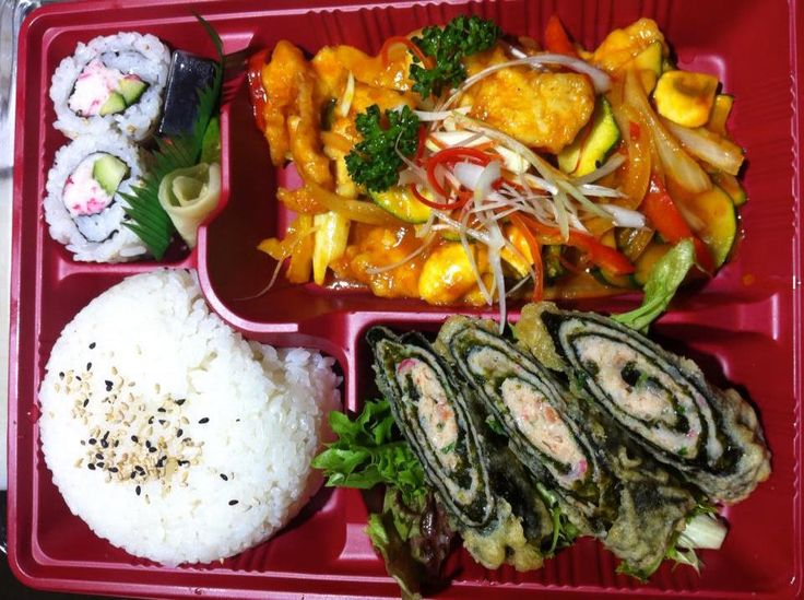 9 Places In Town To Pick Up A Bangin' Bento Box On The Go