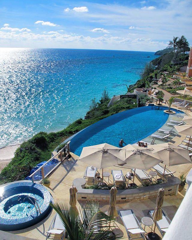 Reef Resort Southampton #Bermuda #hotelsandresorts 💙💙