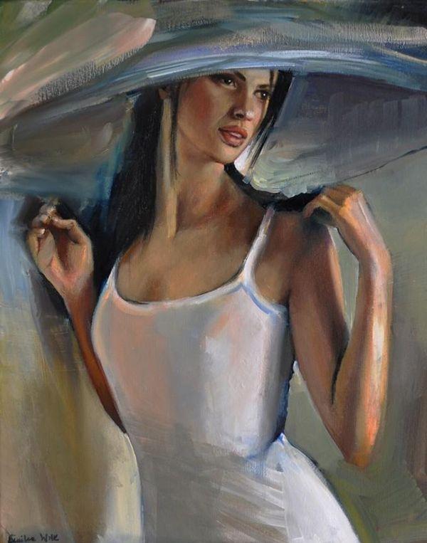 Emilia Wilk Dd29c1bf3ac8a155f77afc5b088390d5--contemporary-paintings-l-art