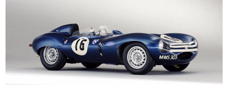 1956 JAGUAR D-TYPE 'SHORTNOSE' SPORTS-RACING TWO-SEATER
