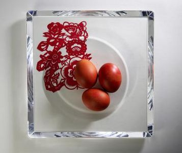 Ideas for Planning a Chinese Baby Shower thumbnail red eggs for the announcement of a baby_chinese customes