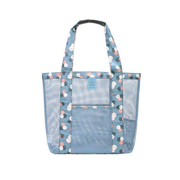 7 Handbags By Dimitri Nylon Casual Light Weight Handbag Storage Bag Sport Picnic Shoulderbags