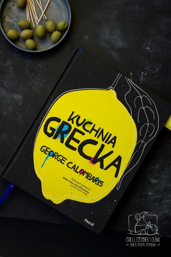 "Recenzja książki ""Kuchnia grecka"" George'a Calombarisa"