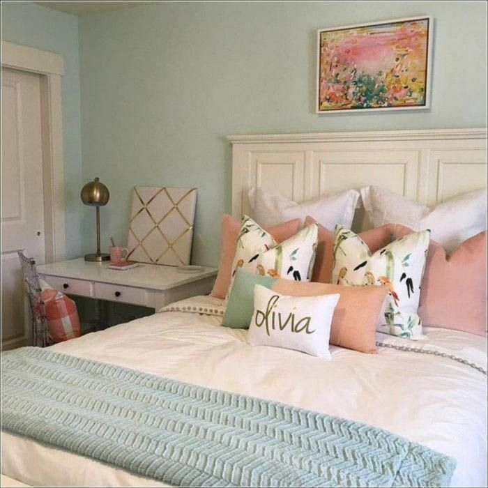 Stylish Cute Girl Bedroom Ideas Pinterest Only In Popihome Com Couplesbedroom Stylish Cute Gir In 2020 Blue Bedroom Decor Girls Blue Bedroom Light Blue Bedroom