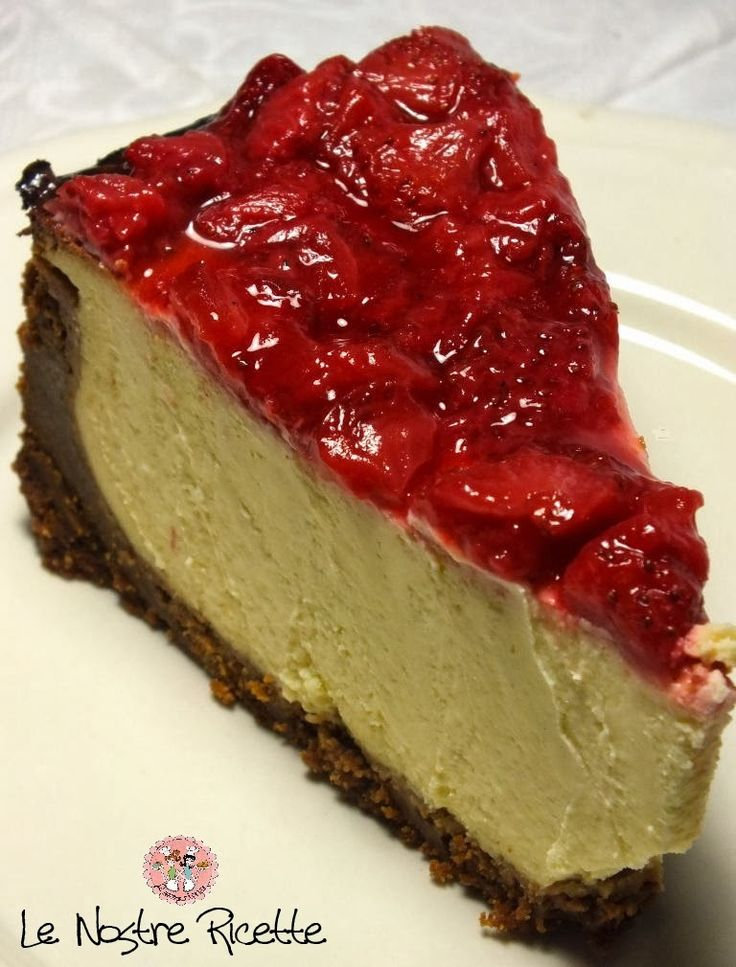 Le nostre Ricette: New York Cheesecake