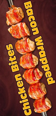 This recipe for Bacon-Wrapped Chicken Bites is from Texas de Brazil Brazilian Steakhouse!