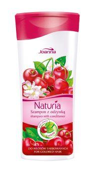 Nawilżenie,odbudowa i wiśniowy zapach dla Twoich farbowanych włosów.