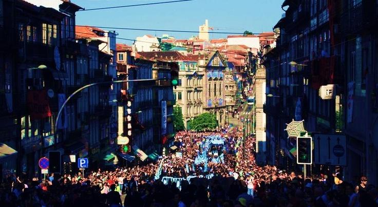 Porto, May 2009