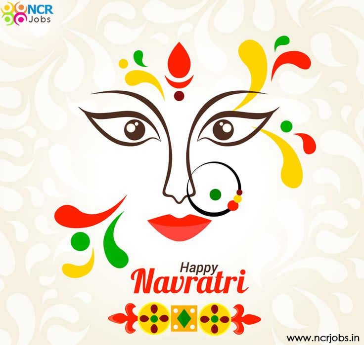 Wishing you all a very Happy Navratri..!! #NCRJobs #HappyNavratri www.ncrjobs.in