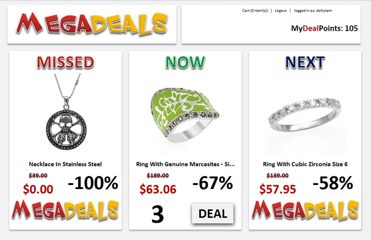 Huge Discounts to start with….