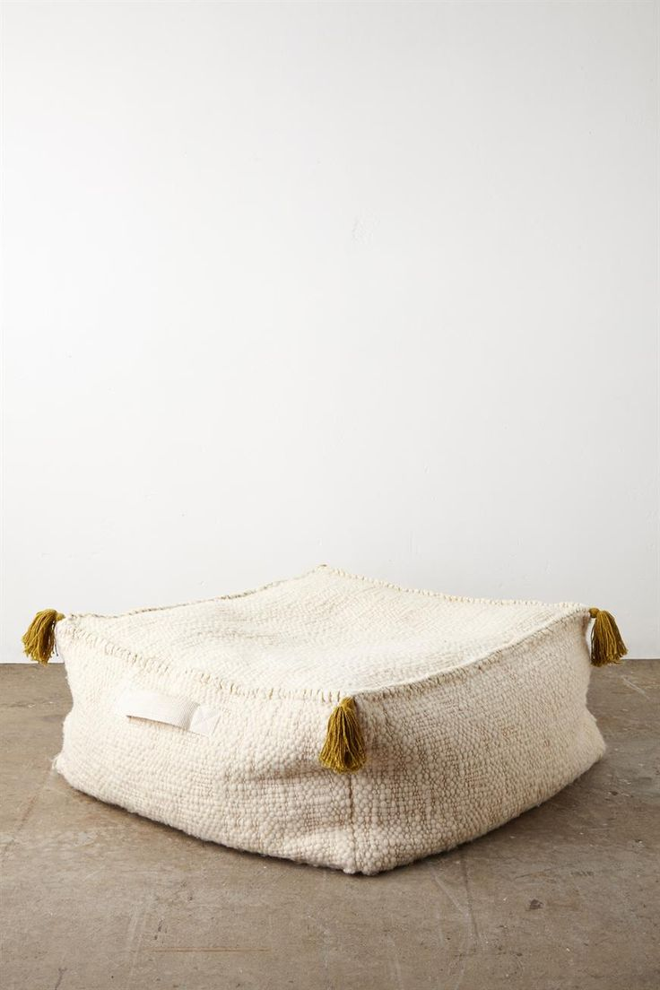 1000 Images About Ottomans Beanbags Amp Floor Cushions On Pinterest Floor Cushions