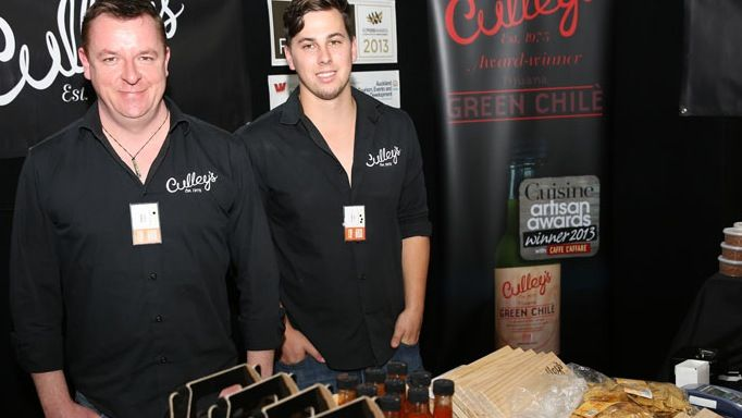 Chris Cullen started out making hot sauces as a hobby. In this video, he describes his journey from a hobby to a rapidly expanding business.