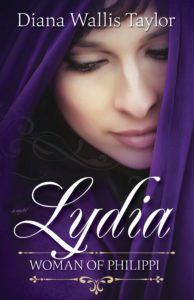 My book review and free giveaway for Lydia - woman of Phillipi. Biblical fiction.
