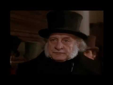 A Christmas Carol - 1984. An old miser who makes excuses for his uncaring nature learns real compassion when 3 ghosts visit him on Christmas Eve.  George C. Scott, Frank Finlay, Angela Pleasence, Susannah York, Edeard Woodward.