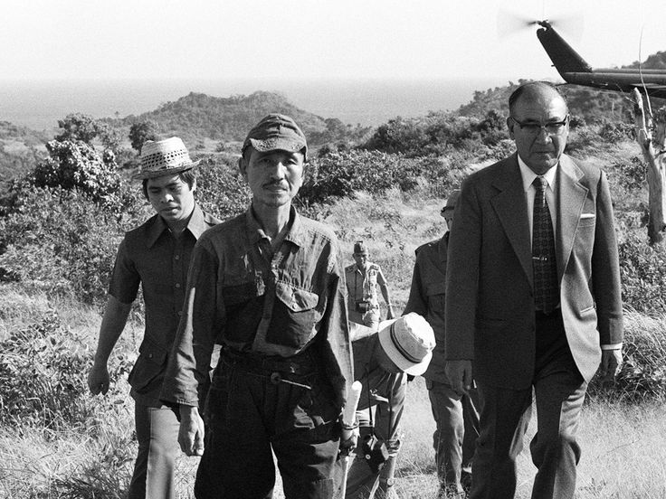 17.1.14. Hiroo Onoda, the last Japanese soldier to surrender