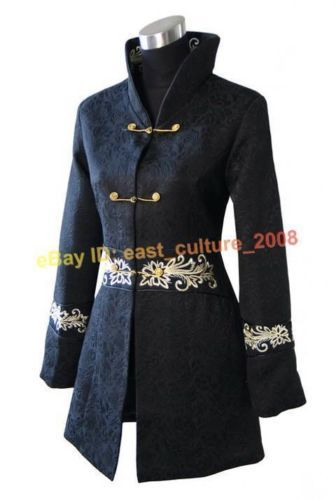 Chinese Handmade Embroidery Winter Jacket Coat WHJ 112 | eBay