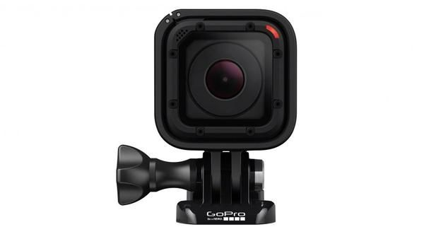 GoPro Hero4 Session Waterproof Video Action Camera  Description      Big things come in small packages with the GoPro Hero Session. Enjoy highly detailed video and images of life's moments at the touch of a button as well as the ability to wear it the way you want, granting you the opportunity to capture more, easier.       So Small, So Simple        Capture Life The GoPro Hero Session allows you to capture and record anything and everything. With its video capability 8MP photos in Single…