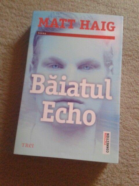 Echo Boy by Matt Haig.