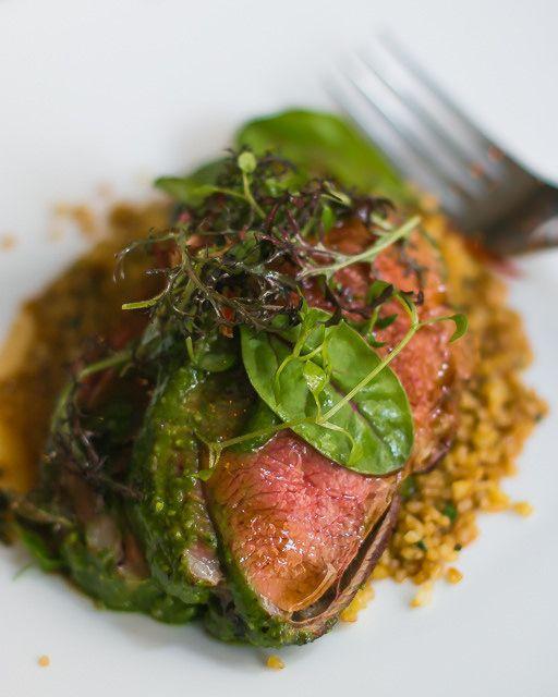 Caillebotte restaurant by David Lebovitz, via Flickr