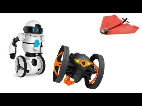 Coolest remote-controlled toys of 2014 - YouTube
