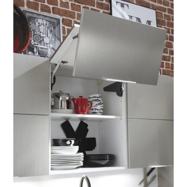 37 best cuisine rouge et grise images on Pinterest Red kitchen - logiciel de creation de meuble d gratuit