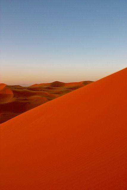 Erg Chebbi, Morocco by Stephen Walford