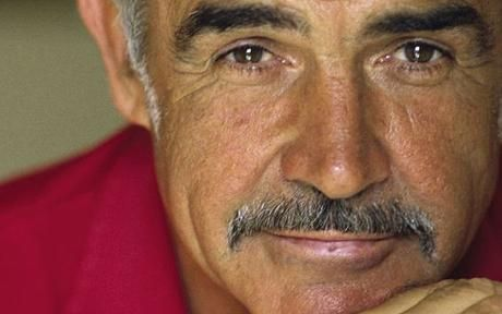 Sean Connery: the actors distinctive accent is the only voice the woman can recognise