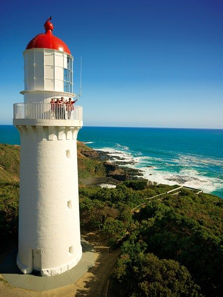 Cape Schanck Lighthouse Mornington Peninsula Victoria Australia