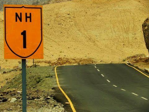 NH 1 - A journey to nowhere (Dharamsala-Srinagar-Kargil-Leh-Pangong)