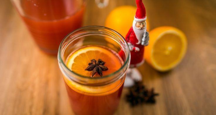 Alkoholmentes adventi puncs recept | APRÓSÉF.HU - receptek képekkel