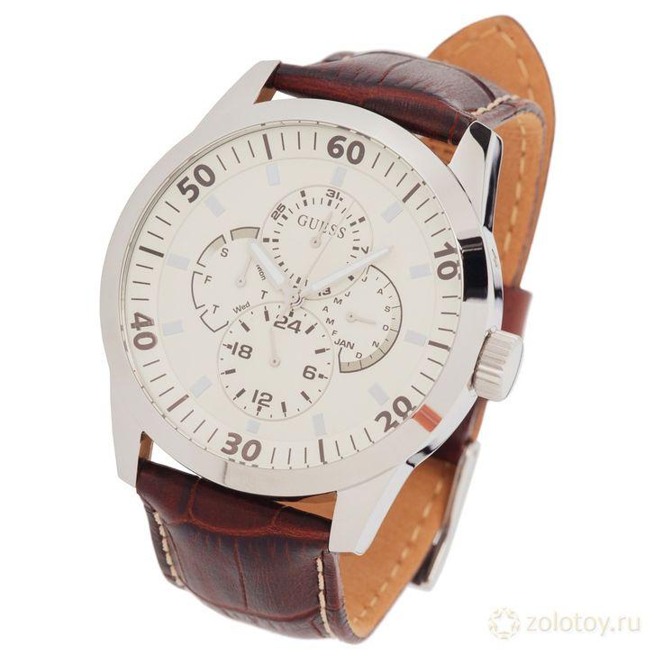 GUESS W95046G1 ТОВ № 77870 Цена на 20.01.2014 - 6900р. http://www.zolotoy.ru/catalog/watch/2078119491123/#ad-image-0 #часы #ювелирныймагазин #золотой