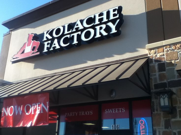 The first Kolache Factory in the San Antonio area quietly opened for business yesterday in the Alamo Ranch area at 11018 Culebra Rd. In addition to traditional fruit kolaches, the Kolache Factory o...