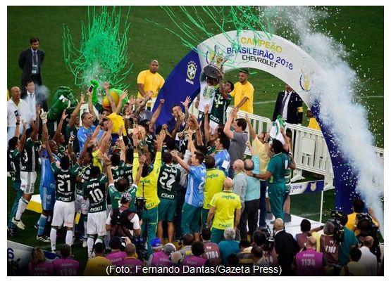 BLOG DO MARKINHOS: Palmeiras vence Chapecoense por 1 a 0 e leva o tít...