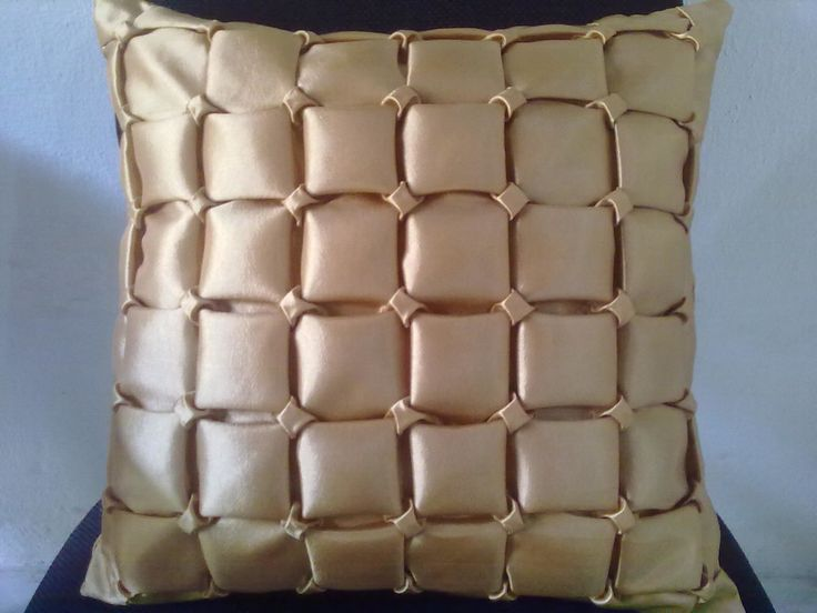 capa de almofada em Oxford ou Cetim. Pode ser feita em outras cores.