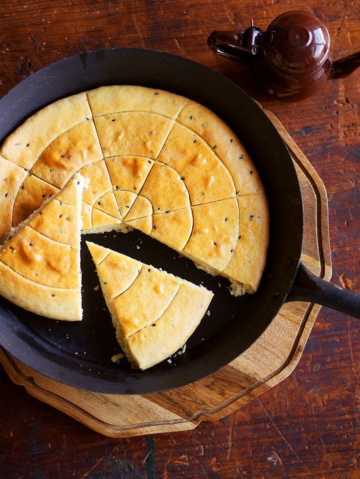 Ethiopian flatbread (himbasha) recipe : SBS Food