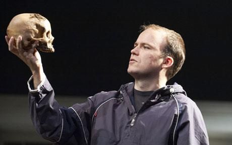 Hamlet, National Theatre 2010. Probably the best Hamlet I've seen...both the individual performance and production as a whole