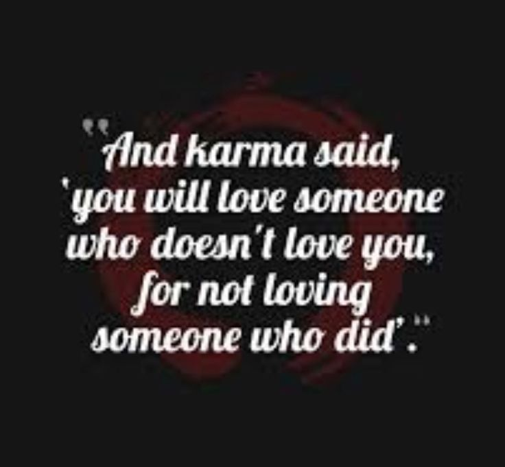 17 Best Karma Quotes On Pinterest