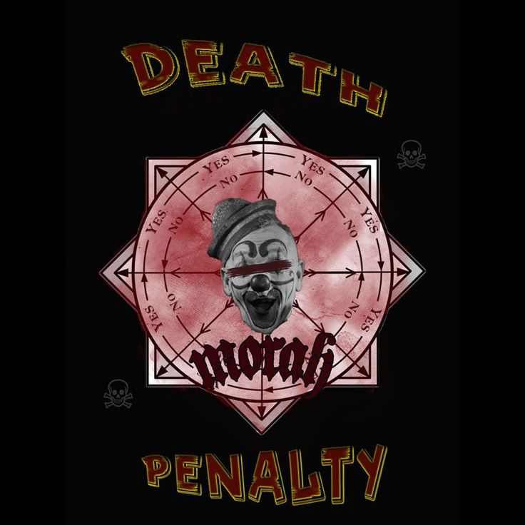 """About one third of the countries in the world have laws that allow the death penalty. The United States, The People's Republic of China, Japan and Iran are such examples. Canada, Australia, Mexico and all members of Council of Europe are countries that have abolished the death penalty. 75 countries have gotten rid of the capital punishment and another 20 can be considered abolitionist in practice.  Now, why we choose the clown is as we wandered """"is he evil or not? Should the axe fall?"""""""
