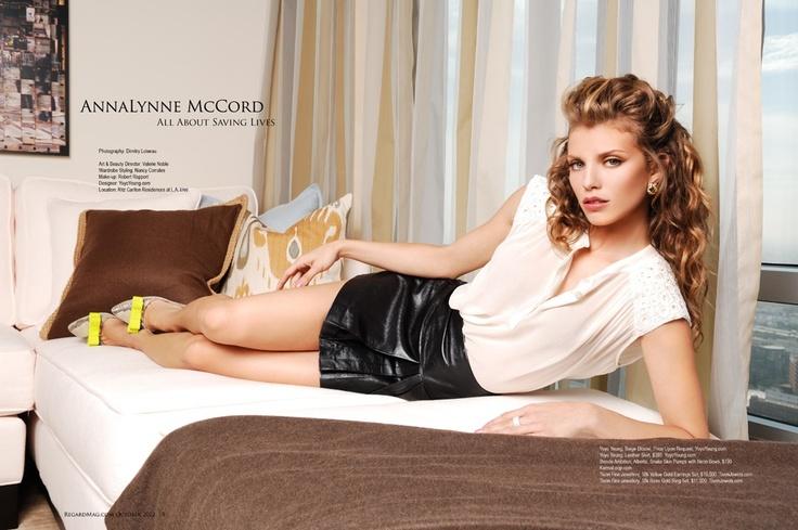Magazine | AnnaLynne McCord | Regard Magazine | www.regardmag.com