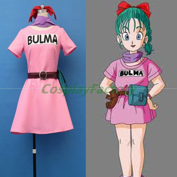 Dragon Ball Bulma